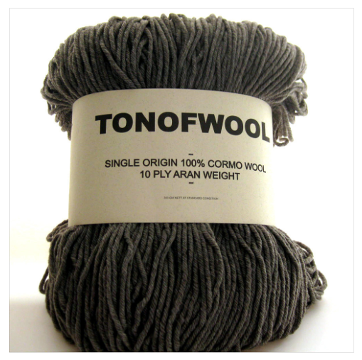 photo: TONOFWOOL