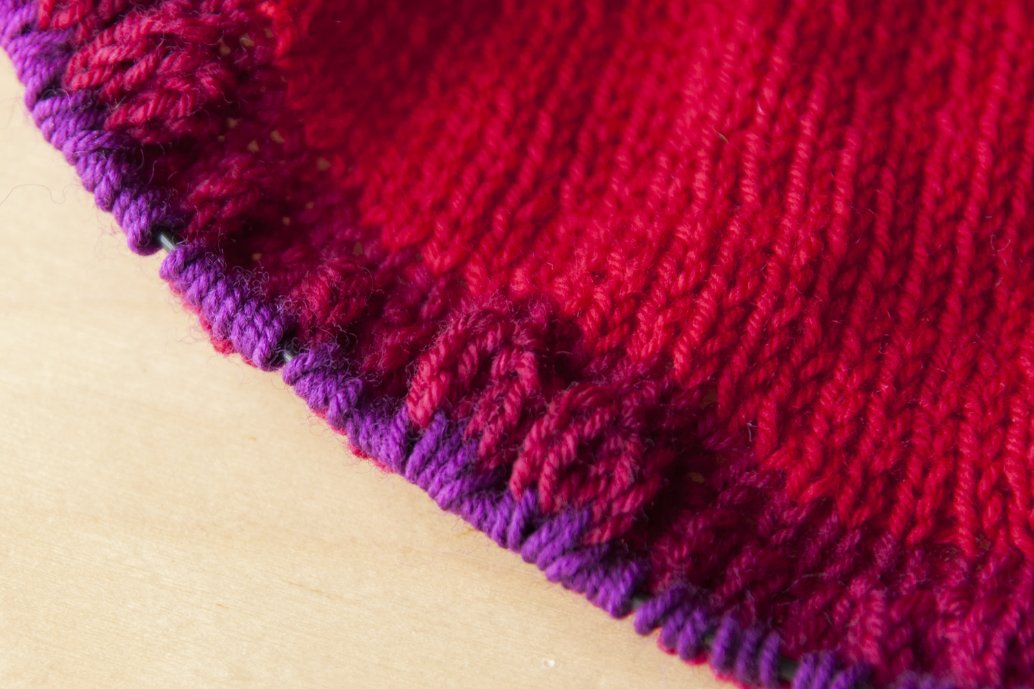 Knitting Kfbf : Kal tutorial kfbf laura chau