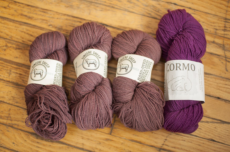 cormo-yarn