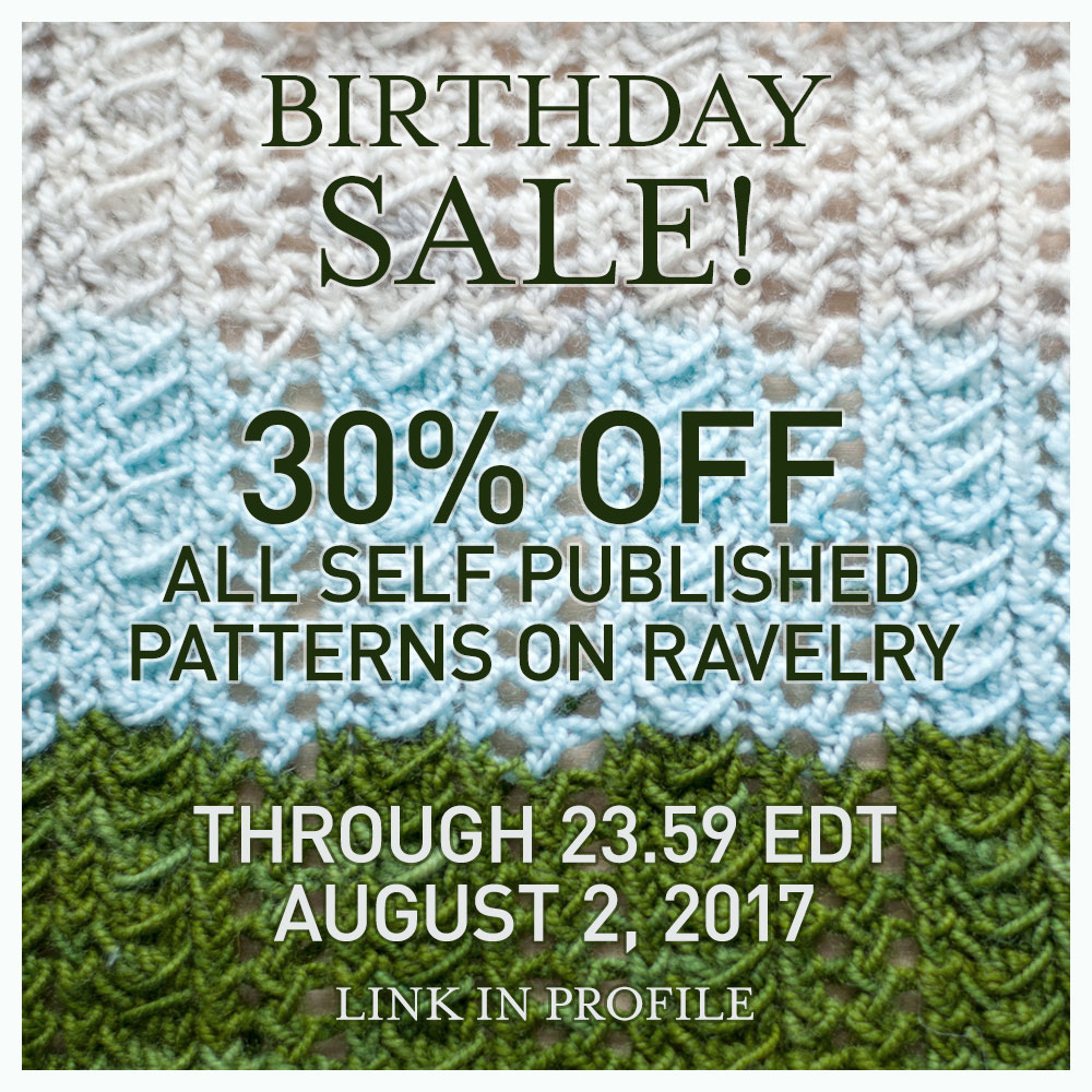 birthday-sale-on-ravelry